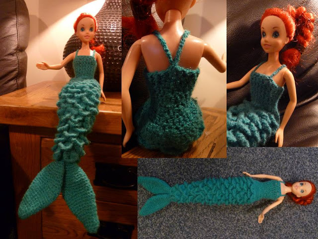 Crochet Mermaid Outfit Awesome Keeping Mama Sanchez Busy A Demure Mermaid Dress = Of Contemporary 36 Photos Crochet Mermaid Outfit