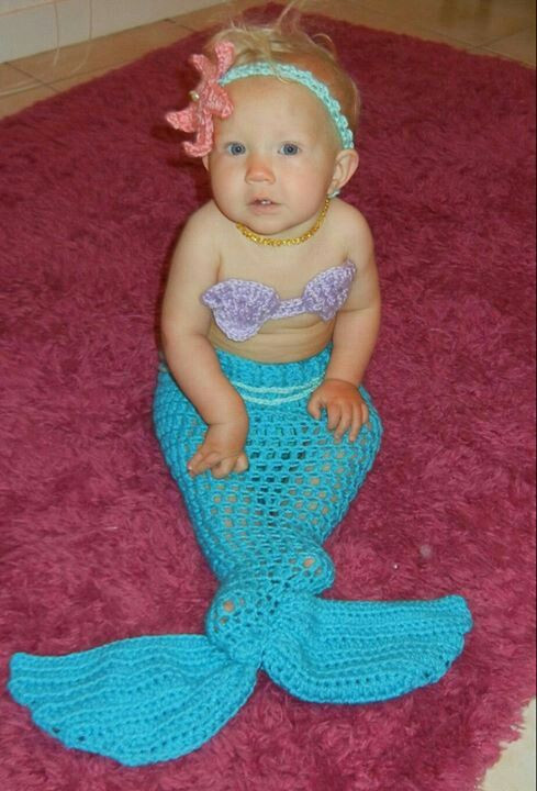 Crochet Mermaid Outfit Beautiful Free Crochet Pattern for Newborn Mermaid Outfit Dancox for Of Contemporary 36 Photos Crochet Mermaid Outfit