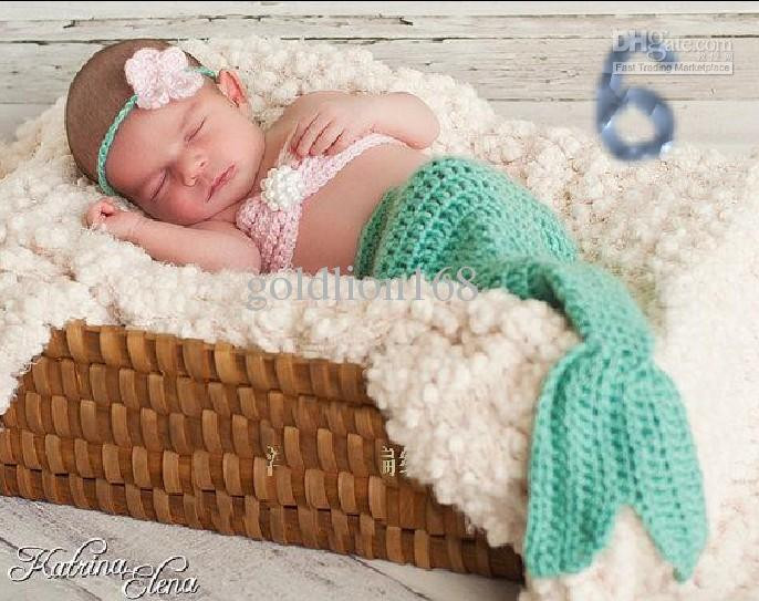 Crochet Mermaid Tail Baby Awesome New Hot Baby Crochet Mermaid Tail Sleeping Bag Handmade Of Wonderful 50 Images Crochet Mermaid Tail Baby