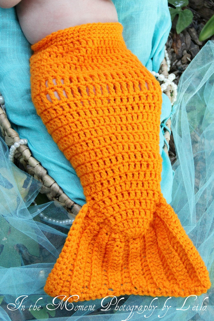Crochet Mermaid Tail Baby Inspirational 17 Best Images About Mermaid Blankets On Pinterest Of Wonderful 50 Images Crochet Mermaid Tail Baby