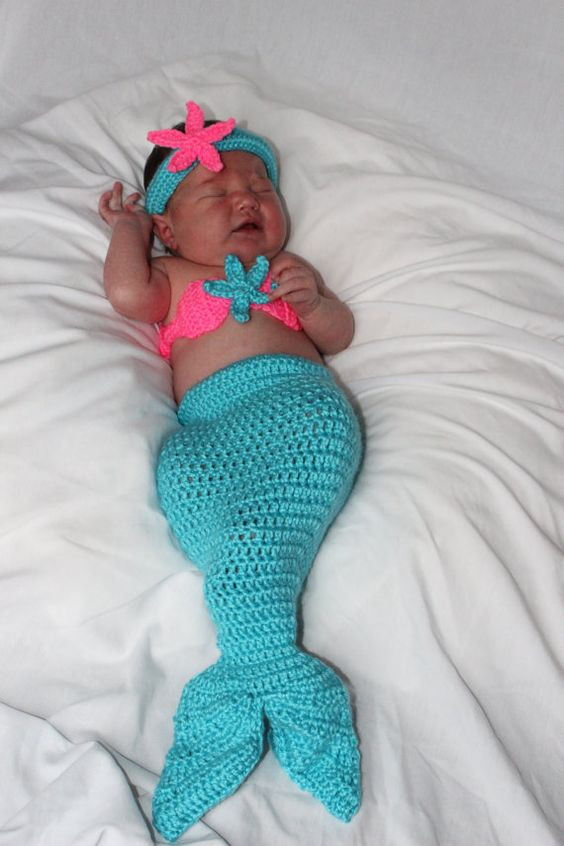 Crochet Mermaid Tail Baby Unique Free Crochet Pattern for Infant Mermaid Tail Dancox for Of Wonderful 50 Images Crochet Mermaid Tail Baby