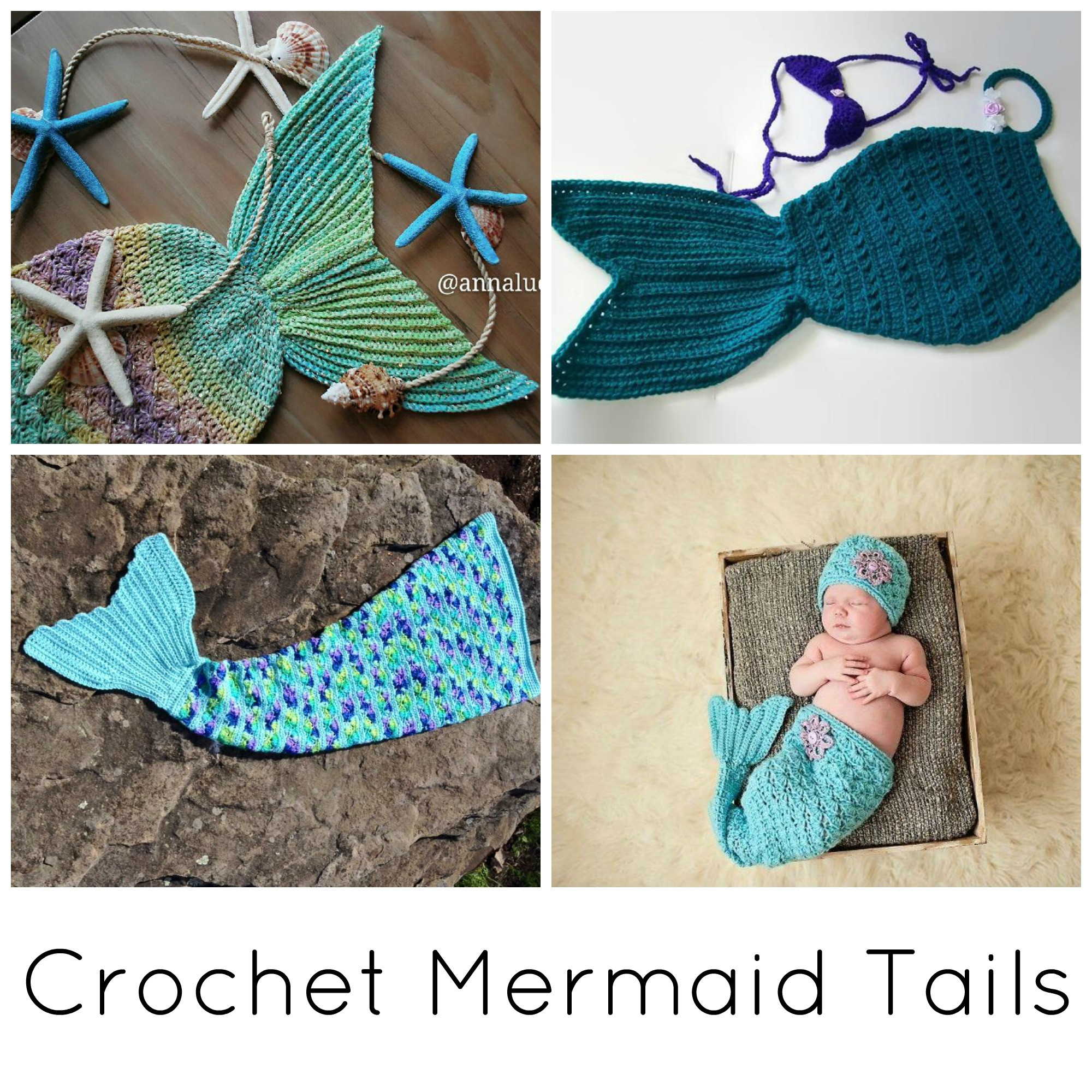 Crochet Mermaid Tail New Crochet Mermaid Tail Blankets & Props for Kids & Adults Of Adorable 47 Pictures Crochet Mermaid Tail
