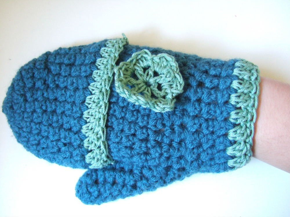 Crochet Mittens Best Of Easy Crocheted Mittens Crochet — Learn How to Crochet Of Brilliant 48 Pictures Crochet Mittens