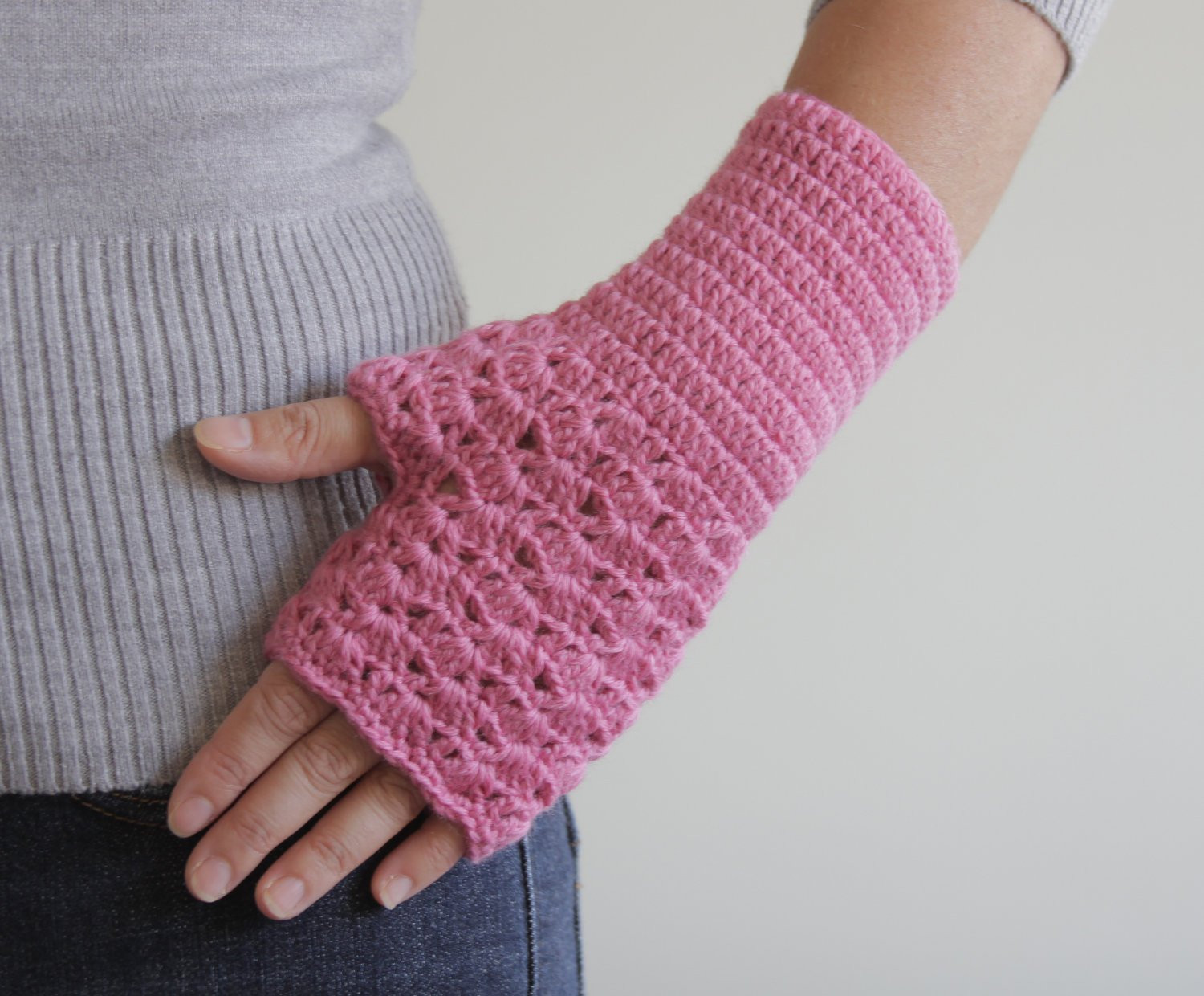 Crochet Mittens Best Of Fingerless Gloves for Women Pink Crochet Mitten Crochet Of Brilliant 48 Pictures Crochet Mittens