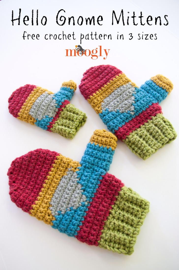 Crochet Mittens Best Of Hello Gnome Mittens Of Brilliant 48 Pictures Crochet Mittens