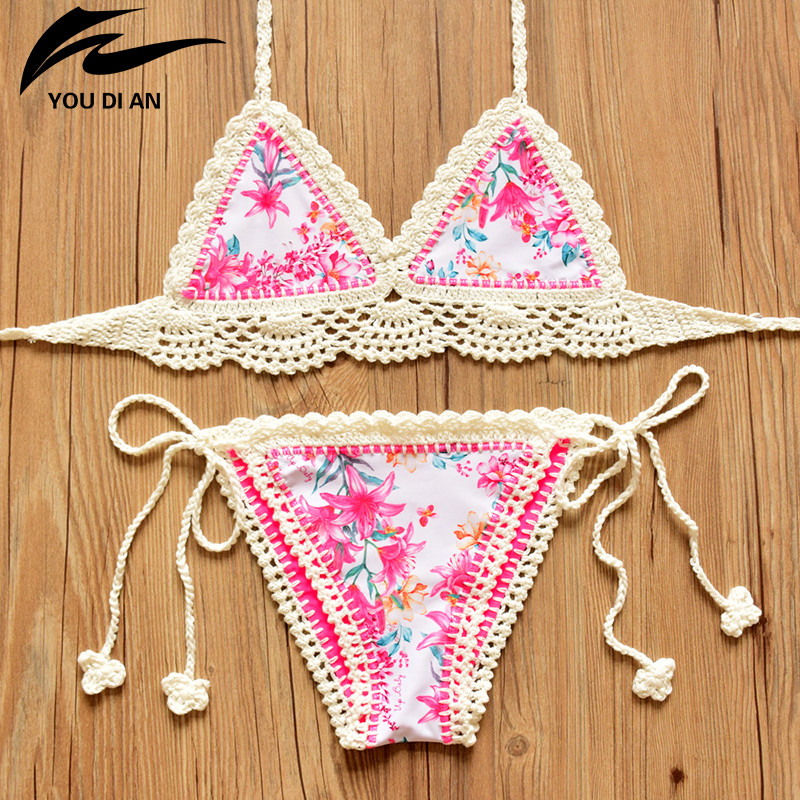 Crochet Monokini Swimsuits New Y Bikini 2018 New Swimwear Women Handmade Bathing Suits Of Superb 43 Pics Crochet Monokini Swimsuits
