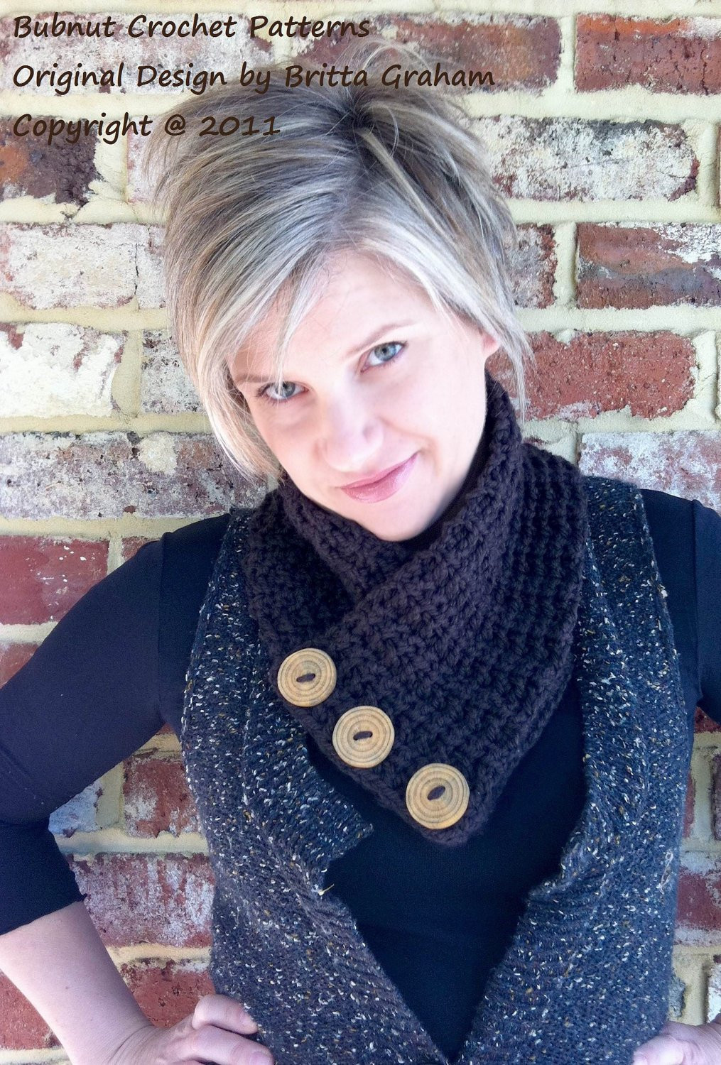 Crochet Neck Scarf Awesome Neck Scarf Patterns Free Patterns Of Great 50 Ideas Crochet Neck Scarf