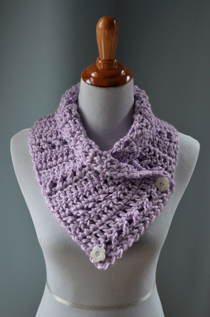 Crochet Neck Scarf Elegant 25 Best Ideas About Crochet Neck Warmer On Pinterest Of Great 50 Ideas Crochet Neck Scarf