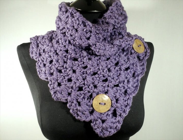 Crochet Neck Scarf New 27 Quick & Easy Crochet Scarf Of Great 50 Ideas Crochet Neck Scarf