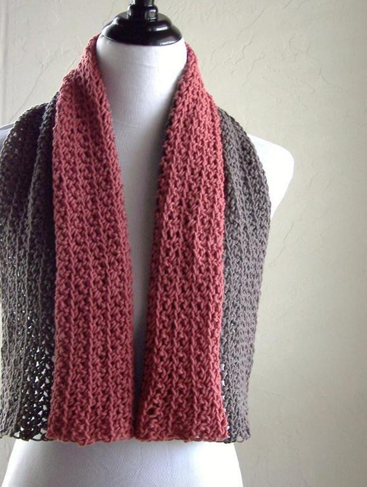 7 Free Crochet Scarf Patterns