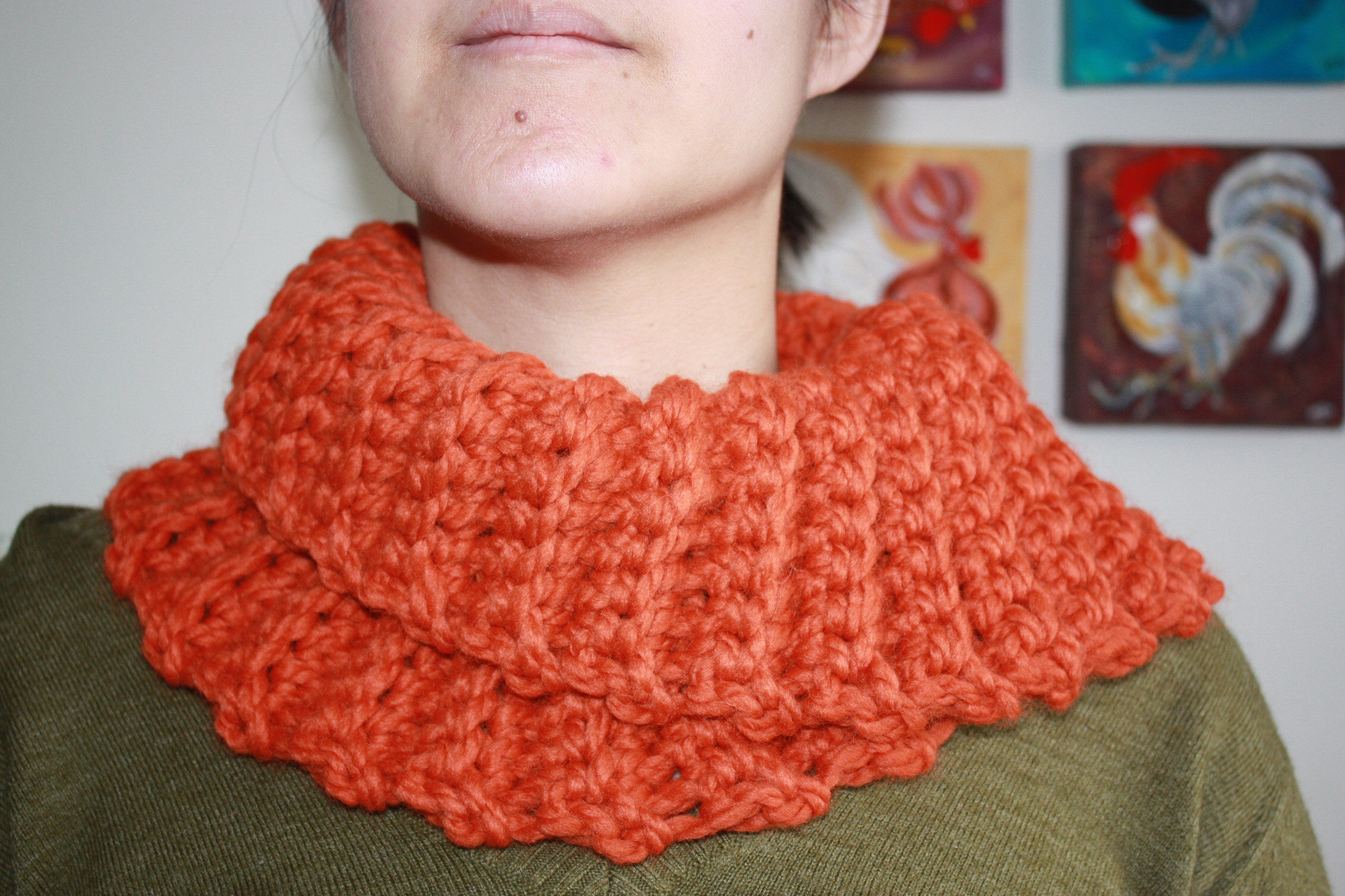 Crochet Neck Warmer Awesome Crochet Patterns for Neck Warmers Dancox for Of Brilliant 41 Pictures Crochet Neck Warmer