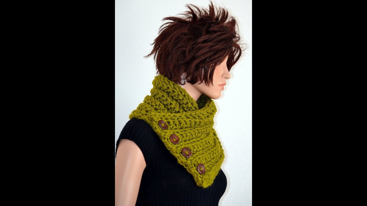 Crochet Neck Warmer Fresh Tutorial How to Crochet A Neckwarmer Using Hdc Of Brilliant 41 Pictures Crochet Neck Warmer