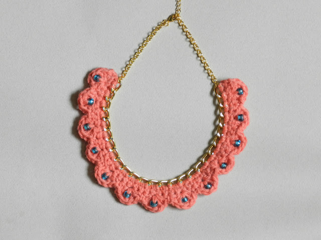 Crochet Necklace Chain Best Of What I Like This fortnight Of Charming 44 Ideas Crochet Necklace Chain