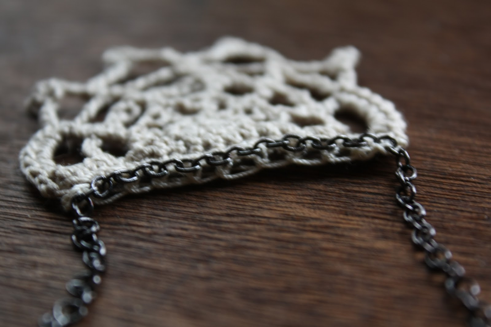 Crochet Necklace Chain Elegant Lock and Spoon Crochet Necklaces Of Charming 44 Ideas Crochet Necklace Chain