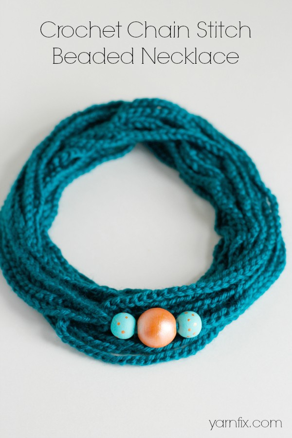 Crochet Necklace Chain Lovely Crochet Archives Page 2 Of 4 Yarn Fix Of Charming 44 Ideas Crochet Necklace Chain