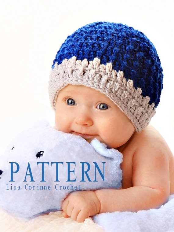 Crochet Newborn Beanie Awesome Baby Boy Hat Crochet Pattern Baby Beanies Hat Baby Boy Of Luxury 43 Pictures Crochet Newborn Beanie
