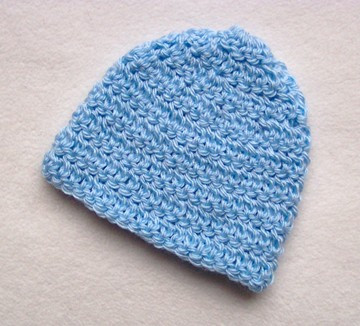 Crochet Newborn Beanie Beautiful Free Easy Plain Crochet Newborn Beanie Hat Pattern Of Luxury 43 Pictures Crochet Newborn Beanie