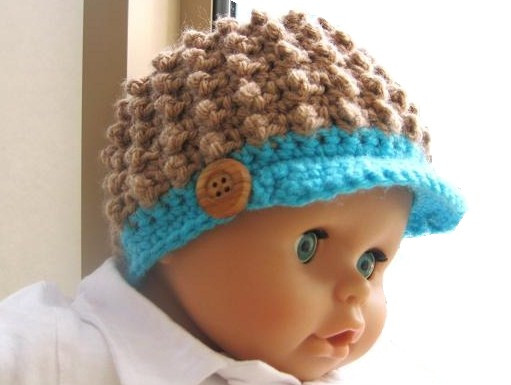 Crochet Newborn Beanie Inspirational Crochet Dreamz Visor Beanie Crochet Pattern for Girls and Of Luxury 43 Pictures Crochet Newborn Beanie