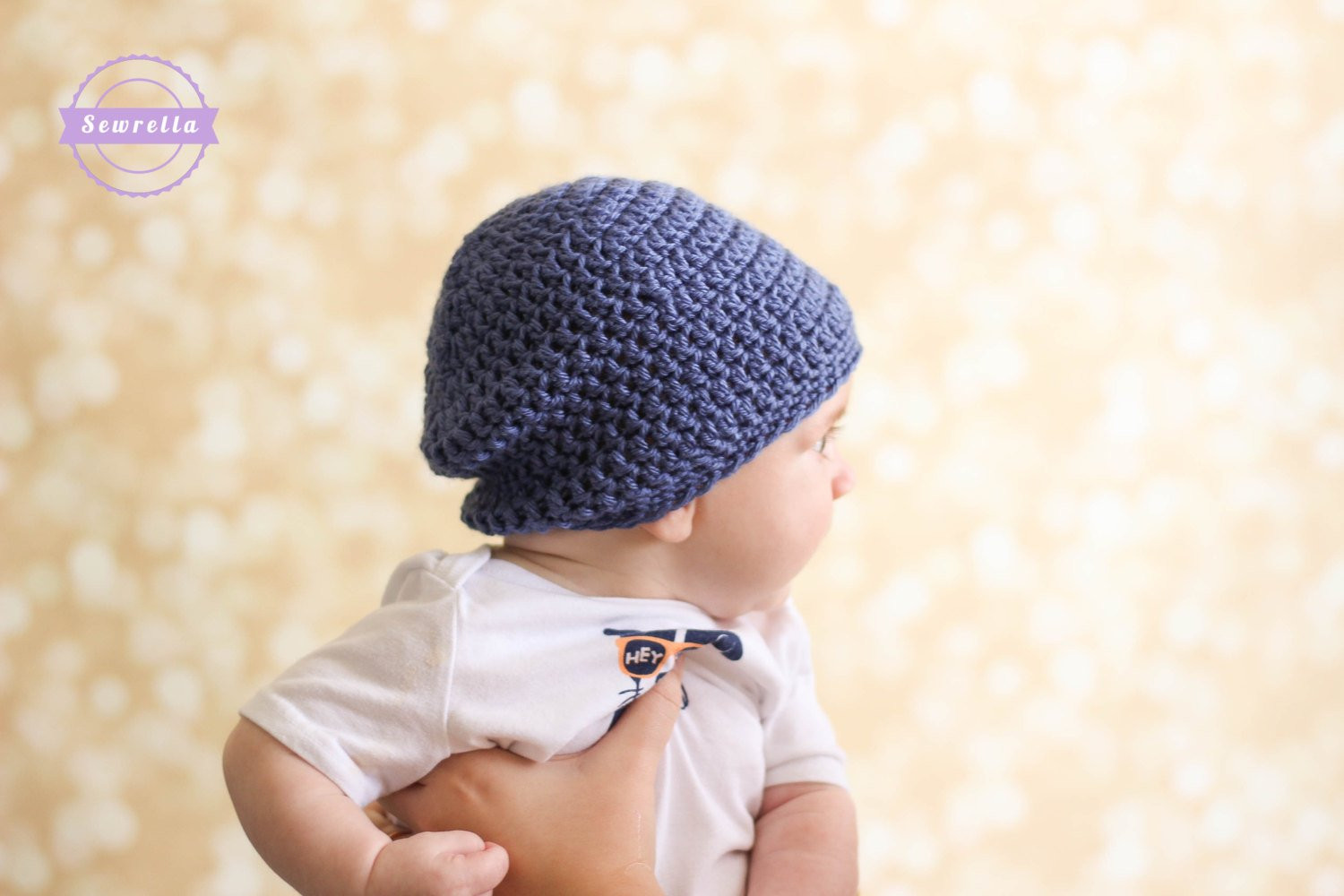 Crochet Newborn Beanie Lovely Crochet Slouchy Baby Beanie Hat Pattern Pdf Instant Of Luxury 43 Pictures Crochet Newborn Beanie