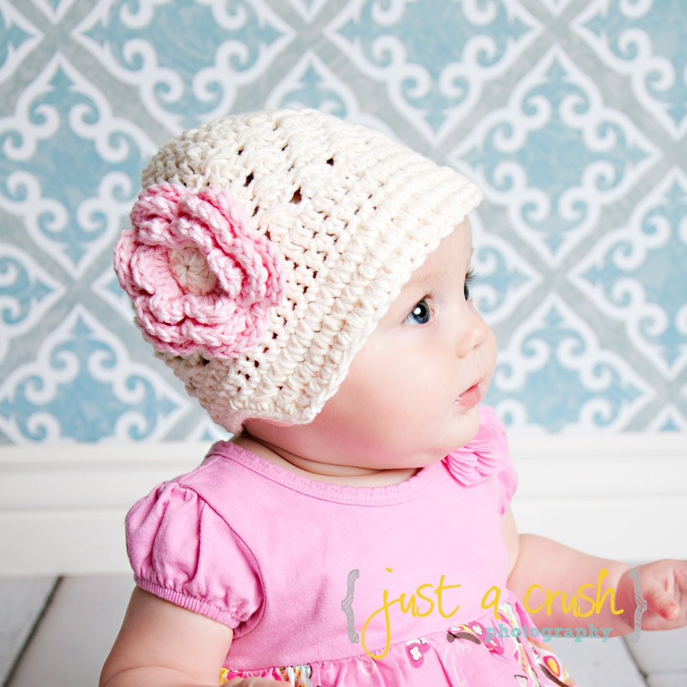 Crochet Newborn Beanie New Baby Girl Hat Crochet Baby Hat Crochet Visor Beanie Hat Of Luxury 43 Pictures Crochet Newborn Beanie
