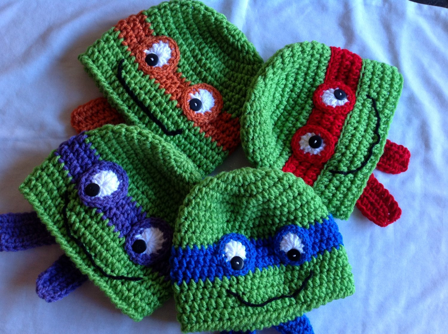 Crochet Ninja Turtle Hat Best Of Teenage Mutant Ninja Turtles Crochet Hat Green with Of Innovative 46 Pictures Crochet Ninja Turtle Hat