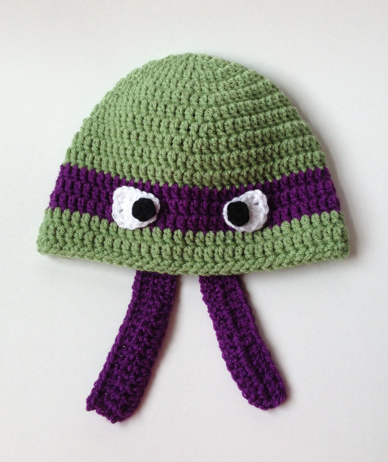 Crochet Ninja Turtle Hat Elegant Ninja Turtle Hat Crochet Hat Ninja Turtle Crochet Ninja Of Innovative 46 Pictures Crochet Ninja Turtle Hat
