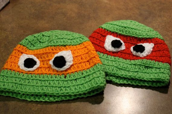 Crochet Ninja Turtle Hat Inspirational 478 Best Crochet Kids Hats & Scarves Images On Pinterest Of Innovative 46 Pictures Crochet Ninja Turtle Hat