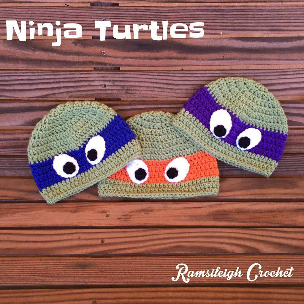 Crochet Ninja Turtle Hat Luxury Ninja Turtle Hat Free Pattern Of Innovative 46 Pictures Crochet Ninja Turtle Hat