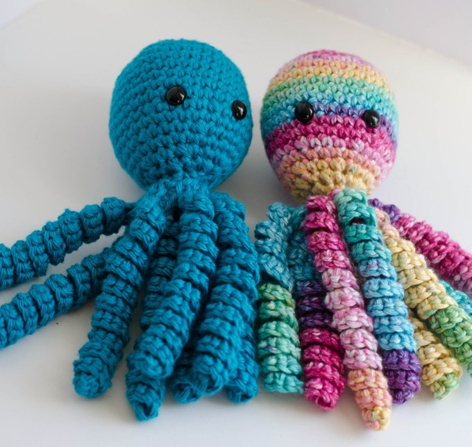 Crochet Octopus Pattern Awesome Crochet An Octopus for Preemies Crochet 365 Knit too Of Amazing 50 Photos Crochet Octopus Pattern
