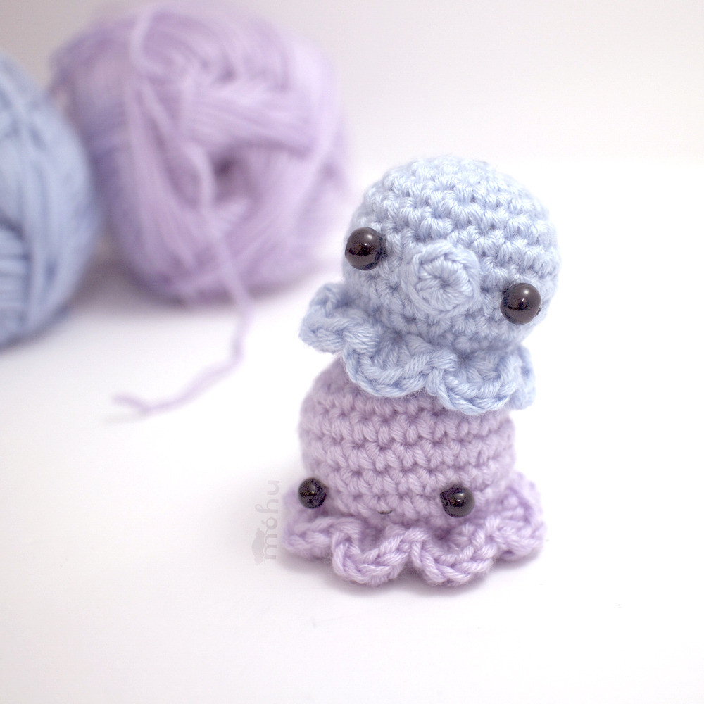 Crochet Octopus Pattern Awesome Mohu Blog Of Amazing 50 Photos Crochet Octopus Pattern