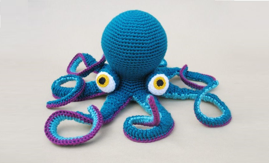 Crochet Octopus Pattern Beautiful Crochet Octopus Free Pattern Of Amazing 50 Photos Crochet Octopus Pattern