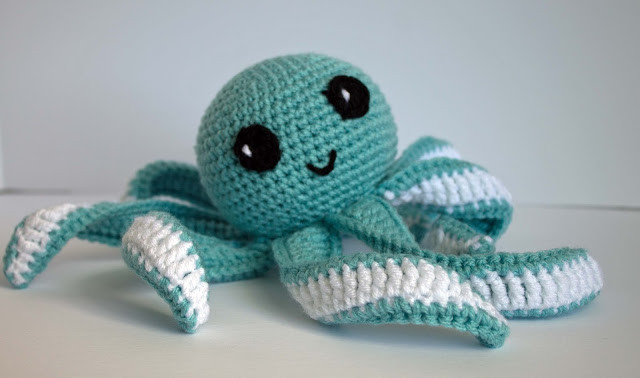 Crochet Octopus Pattern Beautiful the Best Amigurumi Tips and Tricks thefriendlyredfox Of Amazing 50 Photos Crochet Octopus Pattern