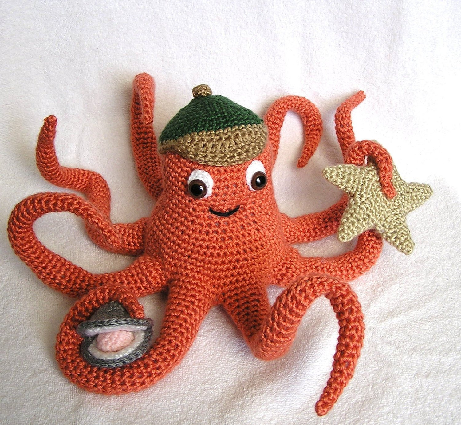Crochet Octopus Pattern Best Of Pdf Crochet Pattern Ollie Octopus Of Amazing 50 Photos Crochet Octopus Pattern