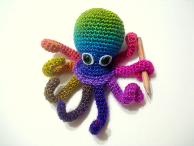 Crochet Octopus Pattern Elegant Allsocute Amigurumis Amigurumi Octopus Pattern Crocheted Of Amazing 50 Photos Crochet Octopus Pattern