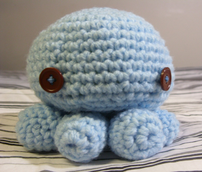 Crochet Octopus Pattern Luxury Amigurumi Octopus Pattern by theslushie On Deviantart Of Amazing 50 Photos Crochet Octopus Pattern