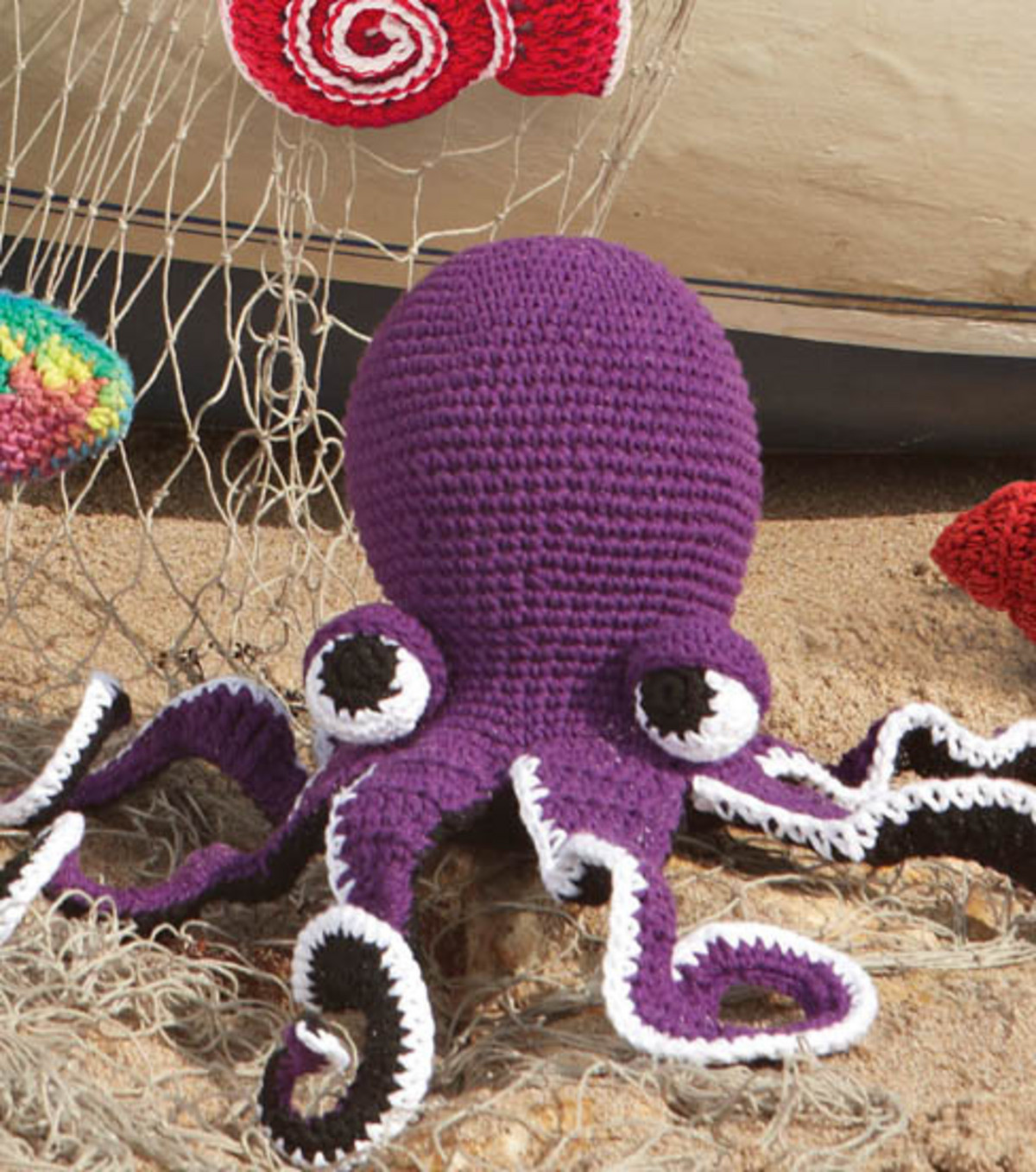 Crochet Octopus Pattern Luxury Free Crochet Patterns Beach Bag Crab and Shell Of Amazing 50 Photos Crochet Octopus Pattern