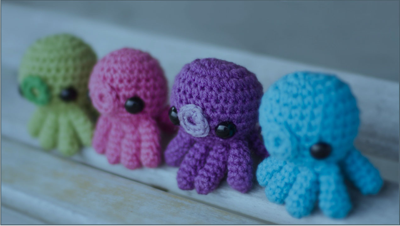 Crochet Octopus Pattern New Amigurumi Polipo Spiegazioni Of Amazing 50 Photos Crochet Octopus Pattern