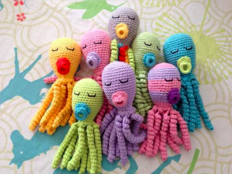 Crochet Octopus Pattern New How to Make An Amigurumi Crochet Octopus Of Amazing 50 Photos Crochet Octopus Pattern
