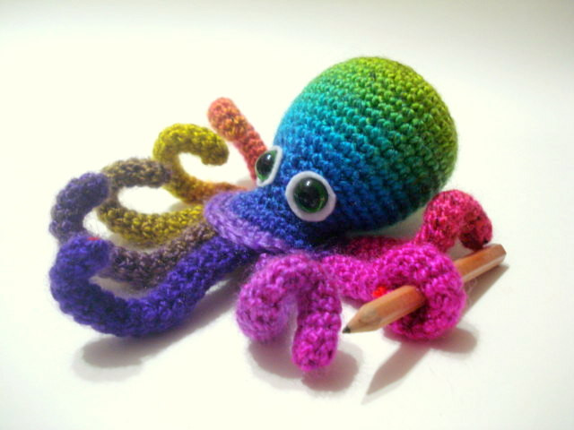 Crochet Octopus Pattern Unique Allsocute Amigurumis Amigurumi Octopus Pattern Crocheted Of Amazing 50 Photos Crochet Octopus Pattern