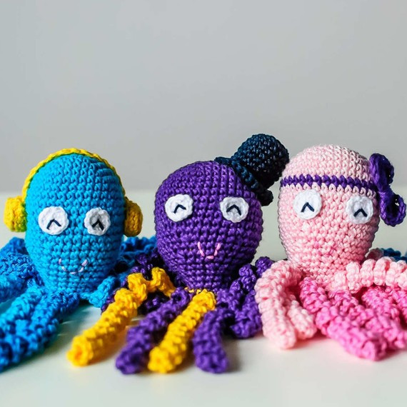 Crochet Octopus Pattern Unique You Can Crochet An Octopus toy to Help fort Premature Of Amazing 50 Photos Crochet Octopus Pattern