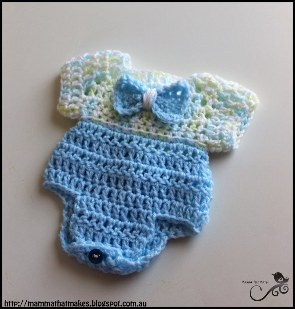 Crochet One Piece Fresh Mamma that Makes Jacks E Piece Free Crochet Pattern Of Marvelous 47 Pictures Crochet One Piece