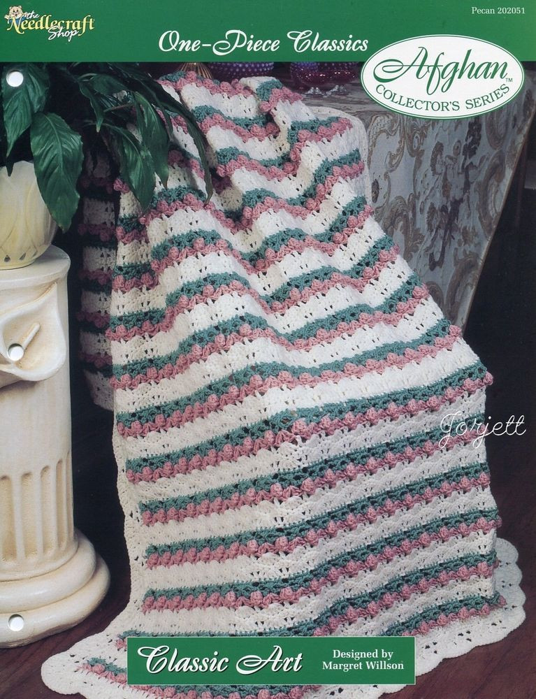 Crochet One Piece New Classic Art Afghan E Piece Classics Crochet Pattern Of Marvelous 47 Pictures Crochet One Piece