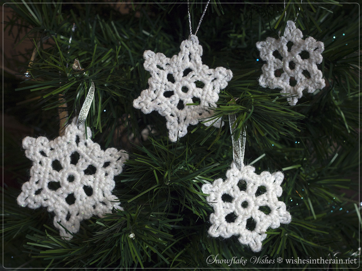 Crochet ornament Lovely Free Pattern Snowflake Wishes 2 Of Unique 43 Images Crochet ornament