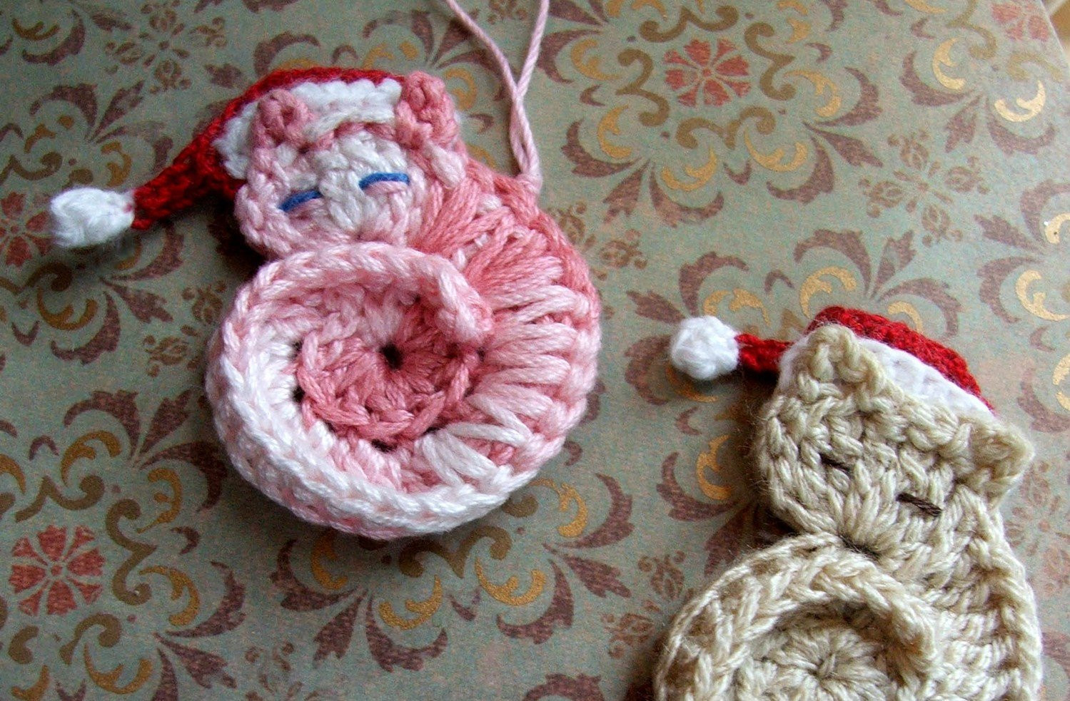 Crochet ornament New Animal Crochet Pattern Darling Kitty Instant Download for Of Unique 43 Images Crochet ornament