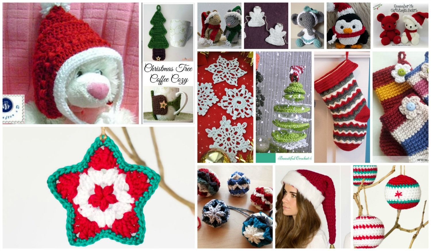Crochet ornament New Crochet Christmas ornaments 15 Most Loved ornaments Of Unique 43 Images Crochet ornament