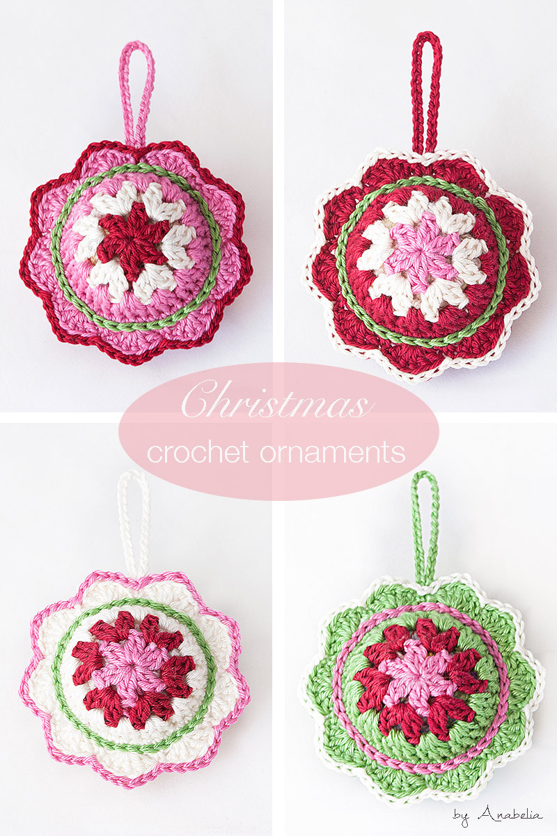 Crochet ornaments Lovely Anabelia Craft Design New Christmas Crochet ornaments Of Top 44 Images Crochet ornaments