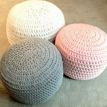 Crochet Ottoman Beautiful Best Crochet Pouf Products On Wanelo Of Incredible 42 Ideas Crochet Ottoman