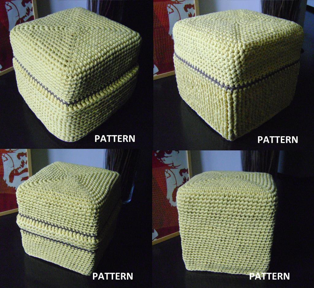 Crochet Ottoman Best Of Craftdrawer Crafts Crochet Granny Ottoman Cover Crochet Of Incredible 42 Ideas Crochet Ottoman