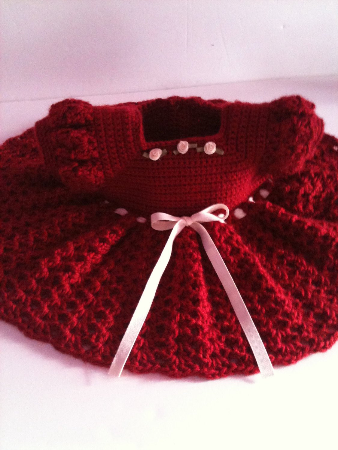 Crochet Outfit Fresh Crochet Baby Dress Infant Red Dress Of Gorgeous 41 Ideas Crochet Outfit
