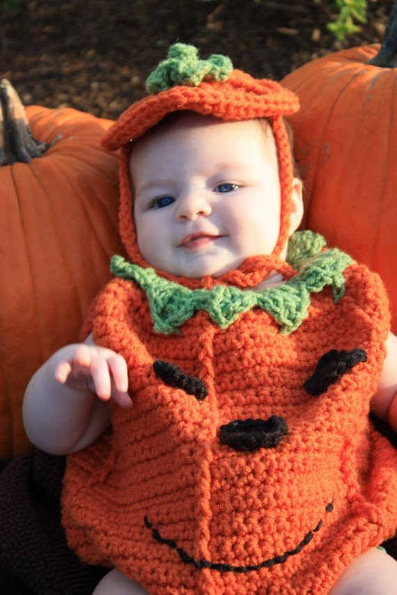Crochet Outfit Lovely Baby Pumpkin Costume Crochet Pattern Pdf 474 Of Gorgeous 41 Ideas Crochet Outfit